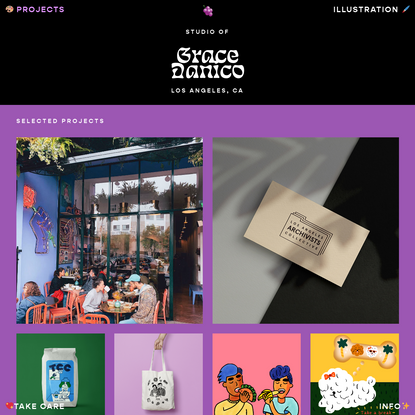 Projects | Grace Danico