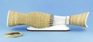 basket-iv-nylon-12-jute-and-canvas-ropes-pigments-and-a-rosewood-plate-c-2013-amit.png