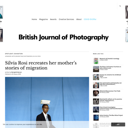 Silvia Rosi recreates her mother's stories of migration