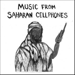 Music from Saharan Cellphones, by Various