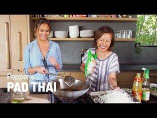 Pepper's Korat-Style Pad Thai
