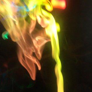 Hopefully, you watch these a few times.🌈🌈🌈💨🌪🌪😍🌈 Enjoy! #rainbowtornado #🌈🌪 #light #artscienceworkshopwestoakland