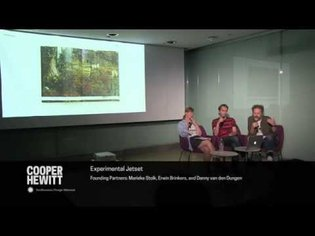 Conversation with Experimental Jetset Hosted by Ellen Lupton