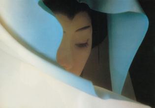 Komaro Hoshino, from International Photography Exposed, Vol. 2 (1985)