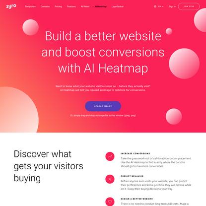 Free AI Heatmap Tool – Use AI to Predict User Behavior