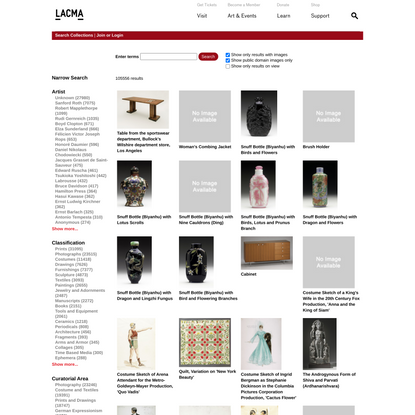 Search results | LACMA Collections
