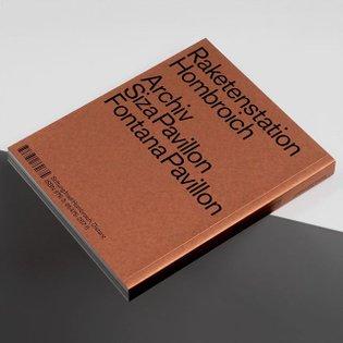 "HM-052-009-2 Remo Salvadori, Publication. Backcover of the publication ""Remo Salvadori, Continuo Infinito Presente, Sostare,..."