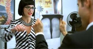 Britney Spears, Womanizer video