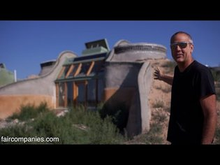 Earthships: self-sustaining homes for a post-apocalyptic land?