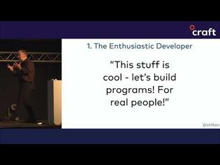 Stefan Tilkov - Why software architects fail - and what to do about it