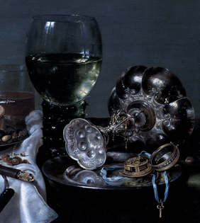 Painting - Willem Claesz