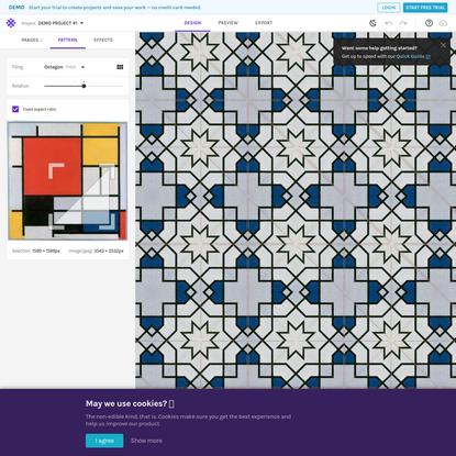 Repper pattern creator
