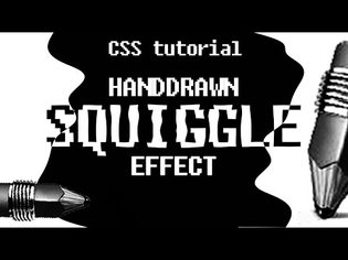 Animated Distortion Effect on any HTML Element using CSS Keyframes & Turbulence SVG Filter