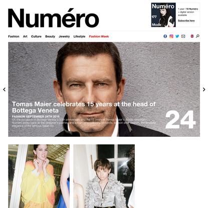 Numéro Magazine