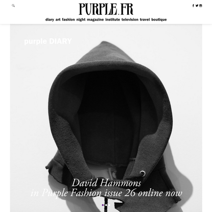 purple DIARY