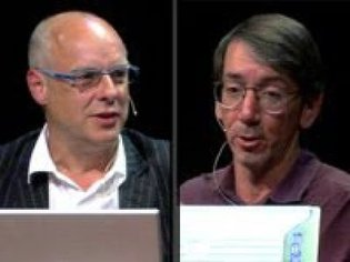 Playing with Time   Brian Eno and Will Wright