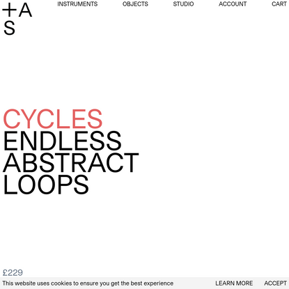 CYCLES → Slate + Ash