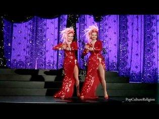 HD Two Little Girls from Little Rock Marilyn Monroe & Jane Russel
