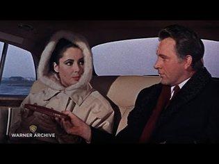 The V.I.P's (1963) - Liz Always Makes An Entrance