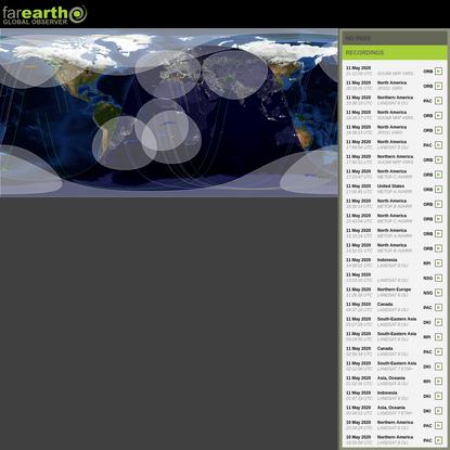 FarEarth Observer - A World of Landsat