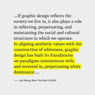 Sheila Levrant de Bretteville, Some Aspects of Design from the Perspective of a Woman Designer (1973)