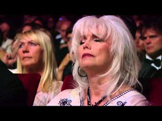 """First Aid Kit performing """"Red Dirt Girl"""" for Polar Music Prize Laureate Emmylou Harris"""