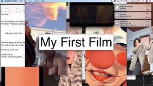 Zia Anger's MY FIRST FILM * Trailer