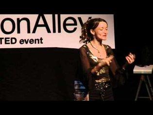 Humans, Cyborgs, Posthumans: Francesca Ferrando at TEDxSiliconAlley