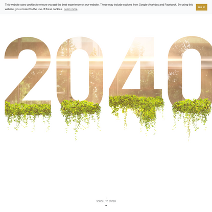 What's your 2040?