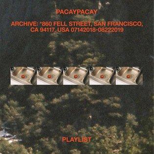 Playlist | ARCHIVE:*860 FELL STREET ⠀ 그래픽 공동체 @pacay.pacay의 첫 번째 전시 [ARCHIVE: *860 FELL STREET]을 위한 플레이리스트를 공유합니다. 캐주얼한 편지 쓰...