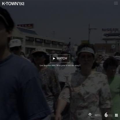 K-TOWN'92