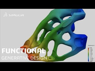 3DEXPERIENCE How-to Tutorial | Functional Generative Design | Additive Manufacturing | Part 1/2