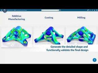 Additive Manufacturing: Function-Driven Generative Design