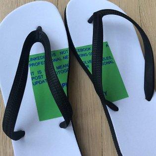 rare flip flops - if you know, you know