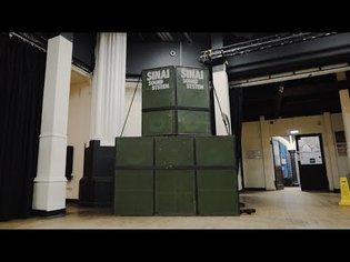 Sinai: Inside the UK's most versatile sound system