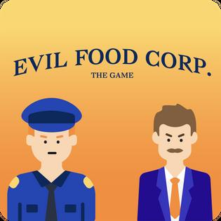 """Evil Food Corp"" Game Simulation"