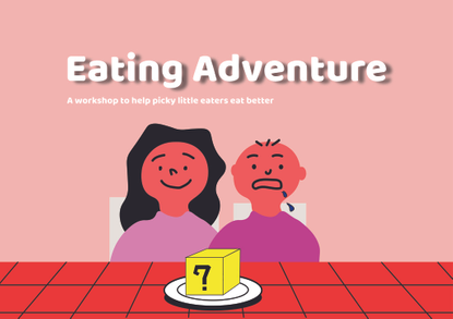 Eating adventure - workshop
