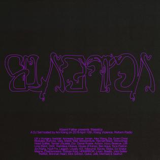 Blaestica cover (2019) - Nufolklore