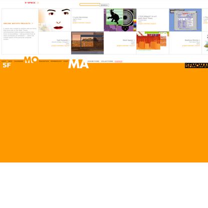 SFMOMA | e.space | Main