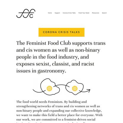 Feminist Food Club