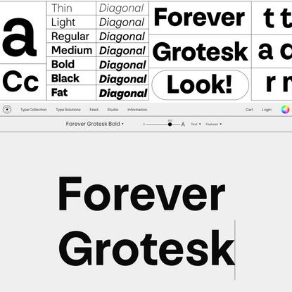 Nouvelle Noire: Use Nice Fonts!