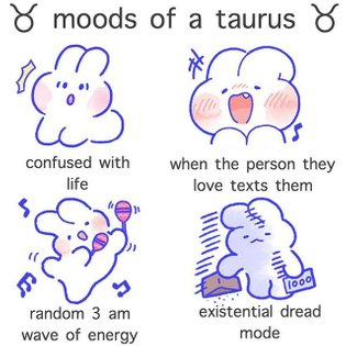 Okay, but the 3 am dance party is every night 🤣 Follow @taurusimply for Taurus memes!♉️