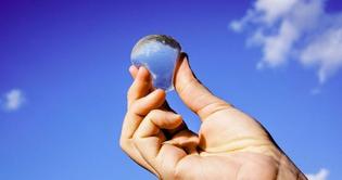 Water Bottle Blob