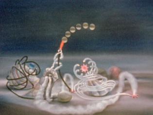 A Phantasy (Norman McLaren 1952)