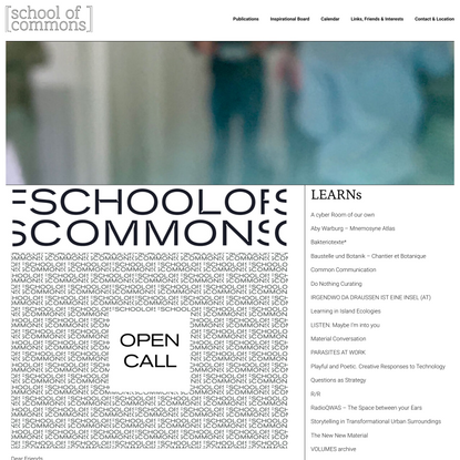 School Of Commons