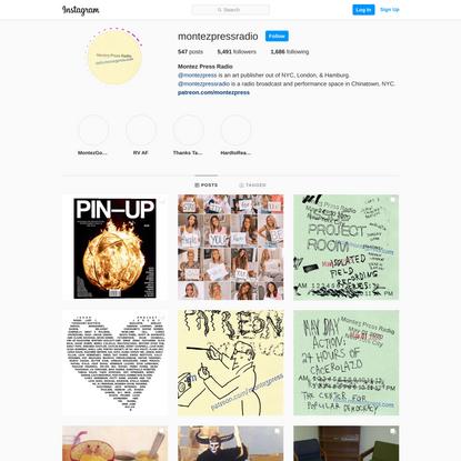 Montez Press Radio (@montezpressradio) • Instagram photos and videos