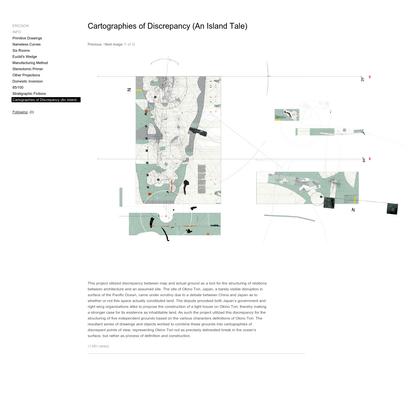 Cartographies of Discrepancy (An Island Tale) - Mark Ericson