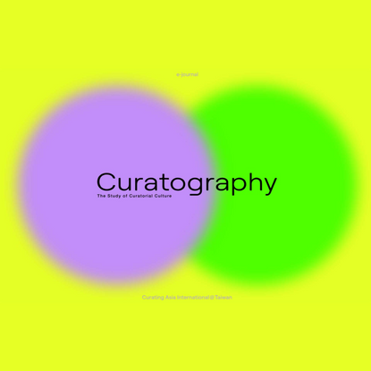 Curatography
