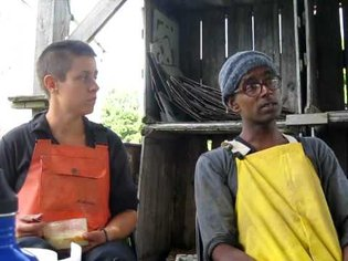 Diggers' Mirth: a worker-owned collective farm in Vermont