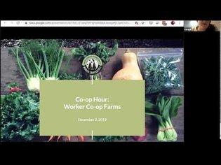 Co-op Hour: Worker Co-op Farms